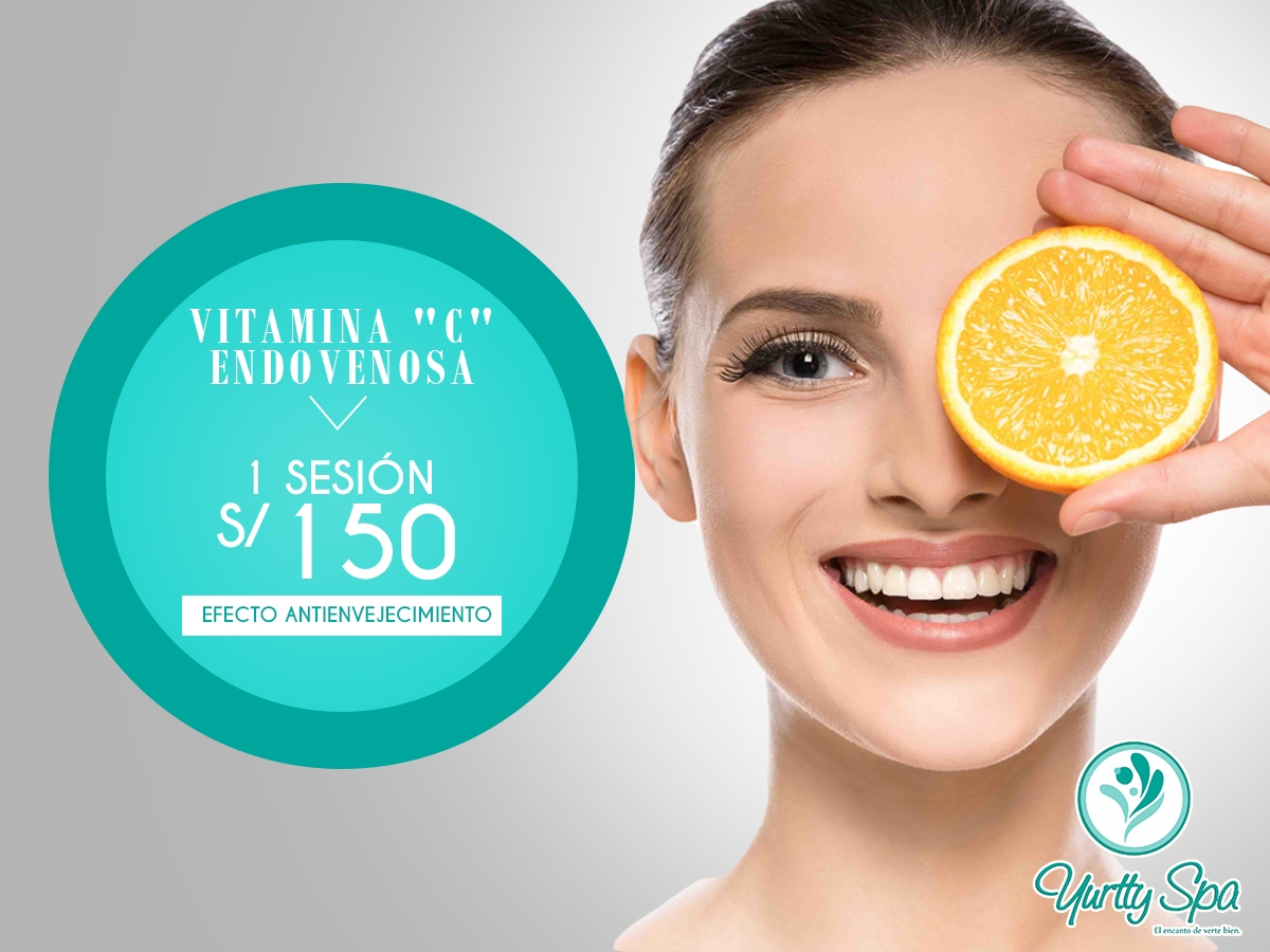 vitamina c endovenosa